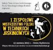 Zespołowe Mistrzostwa Polski w Technikach Jaskiniowych