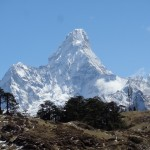 Trzy bazy, trzy przełęcze - Nepal 2019