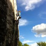 Klubowy kurs wspinaczki skalnej