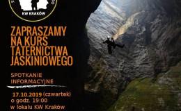 Ostatnie wolne miejsca na kursie Taternictwa Jaskiniowego