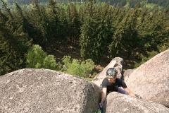 Rozszerzony kurs wspinaczki skalnej