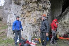 Manewry ratownictwa jaskiniowego