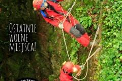 Kurs Taternictwa Jaskiniowego - ostatnie wolne miejsca