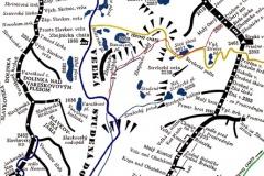 Droga Häberleina na Ostrym Szczycie